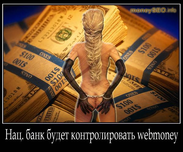 Национальный Банк Украины будет контролировать электронные деньги