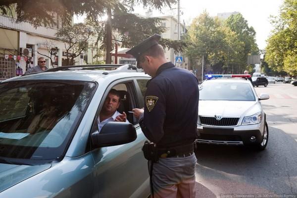реформа МВД в Грузии