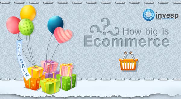 How big is Ecommerce? Насколько большой рынок Ecommerce?