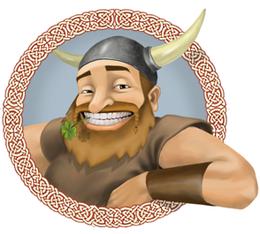 Viking Ботовод — график раскрутки ВКонтакте