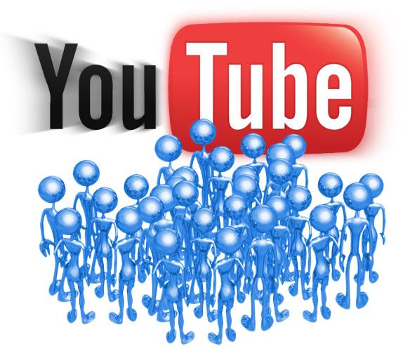 YouTube накрутка