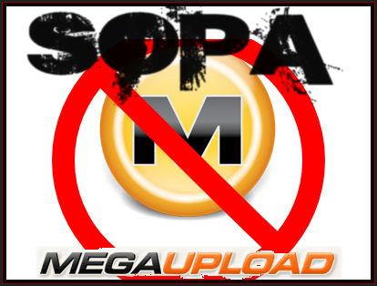 MegaUpload.com закрыт по решению суда США