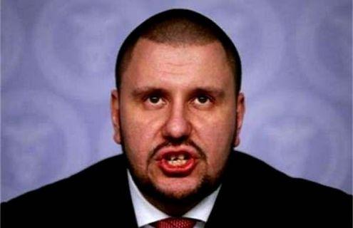 На фото Министр Доходов и Сборов Украины Александр Клименко.