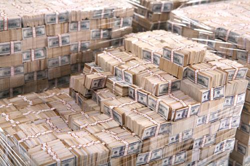 один миллиард долларов