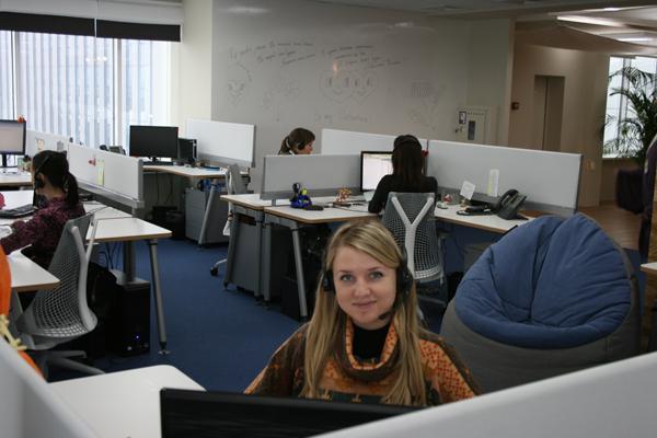 Яндекс Офис (Фото нового офиса Яндекс)