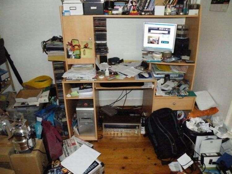 рабочее место компьютер