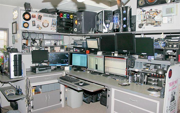 оборудование рабочего места
