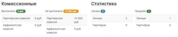 Новая партнерка: $300 с одной продажи. Белая тема! Платят по 10 000 рублей с каждой продажи