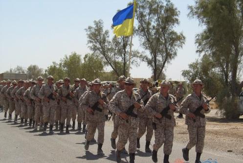 С 2014 армия Украины будет 100 % контрактной.